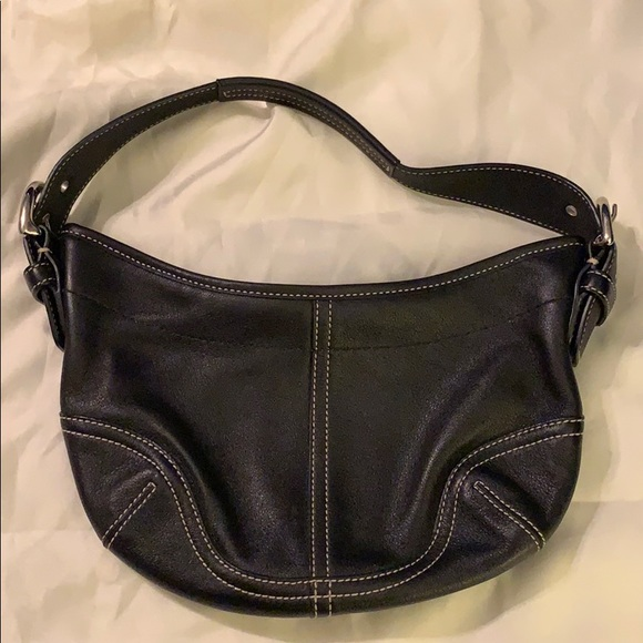 limited sale huge selection of superior materials Coach hobo style purse